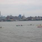 Kayaking, Hoboken
